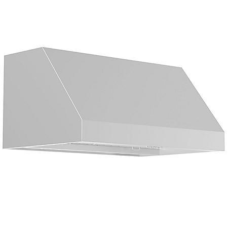"""ZLINE 42"""" 1000 CFM Under Cabinet Range Hood in Stainless Steel (523-42)"""