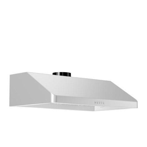 """ZLINE 48"""" 900 CFM Under Cabinet Range Hood (Stainless Steel)"""