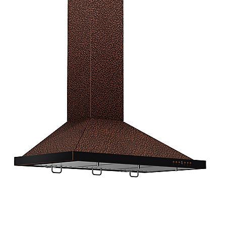 ZLINE 760 CFM Designer Series Wall-Mount Range Hood (Various Options)
