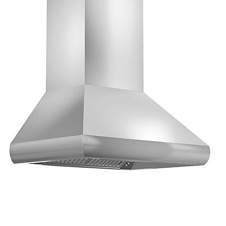 "ZLINE 30"" 900 CFM Remote Blower Wall Mount Range Hood in Stainless Steel (587-RS-30)"
