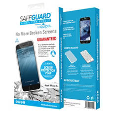Liquipel Safeguard Protection Bundle for Apple iPhone 7 Plus