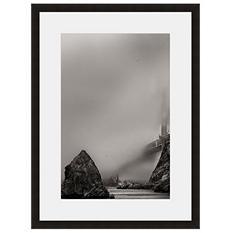 Framed Fine Art Photography - Golden Gate Classic by Vincent Versace