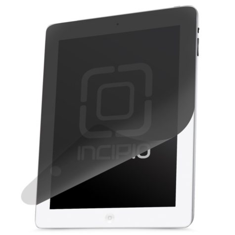Incipio iPad 2 Privacy Screen Protector- 1 Pack