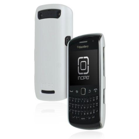Incipio BlackBerry Curve Feather Ultralight Hard Shell Case - Iridescent White