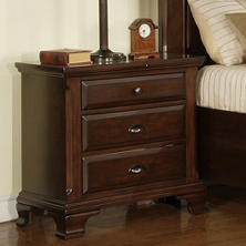 Brinley Cherry Nightstand