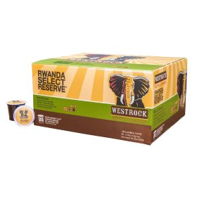 Westrock Coffee Rwanda Select Reserve Single Serve Pods (80 ct.)