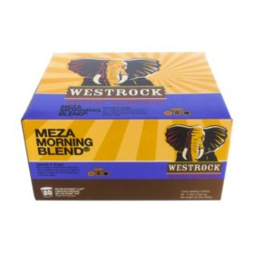 Westrock Coffee Meza Morning Blend Single Serve Pods (80 ct.)