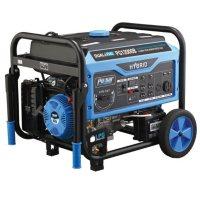 Pulsar 9,500/12,000-Watt Dual-Fuel Electric/Recoil Start Portable Generator