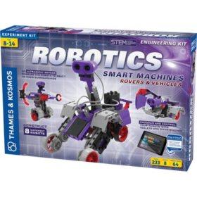Thames & Kosmos Robotics Smart Machines: Rovers & Vehicles