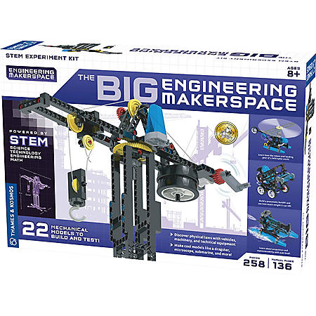 The Big Engineering Makerspace