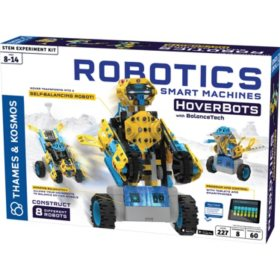 Robotics: Smart Machines - HoverBots with Balance Tech