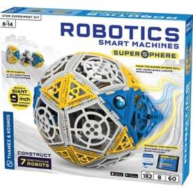 Robotics: Smart Machines - Super Sphere