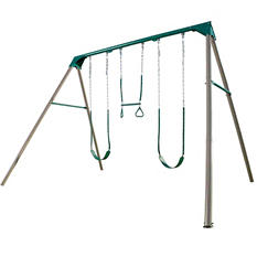Lifetime 10-Foot Swing Set (Earthtone)