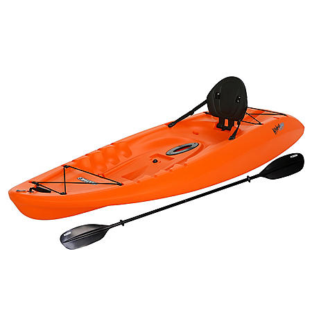 "Lifetime Hydros 8'5"" Sit-On-Top Kayak (Paddle Included)"