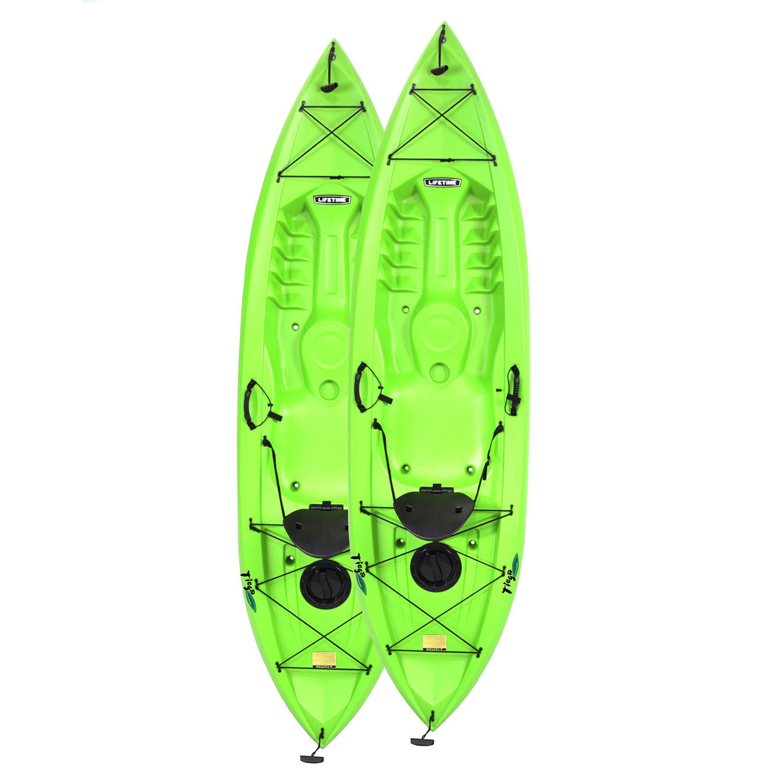 $235 00 Lifetime Tamarack 120 Angler Kayak - dealepic