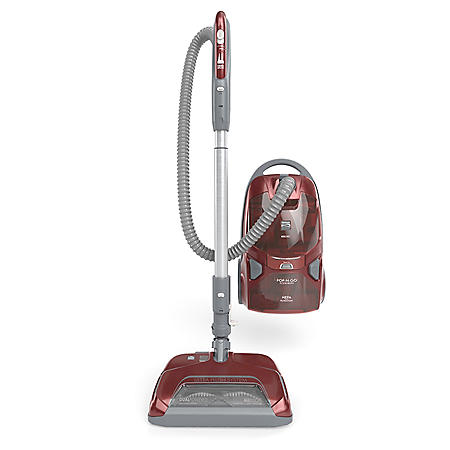Kenmore Pet Friendly Pop-n-Go Bagged Canister Vacuum, Red, BC4027