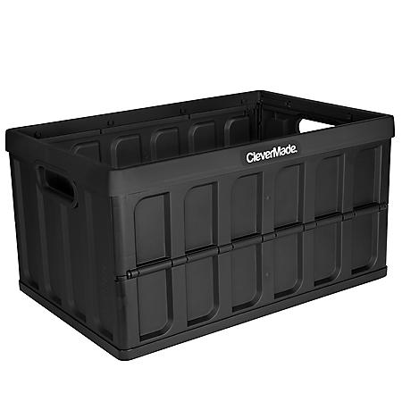 CleverMade 62L Collapsible CleverCrate