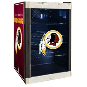 NFL Glass Door 4.6-cu. ft. Refrigerated Beverage Center (Choose Your Team)