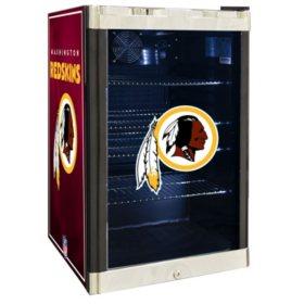 NFL Glass Door 4.6-cu. ft. Refrigerated Beverage Center (Choose Your Team)