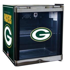NFL Glass Door 1.8-cu. ft. Refrigerated Beverage Center (Choose Your Team)