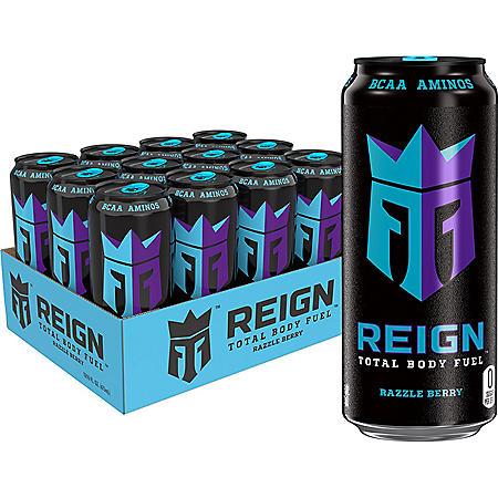 Reign Razzle Berry (16oz / 12pk)