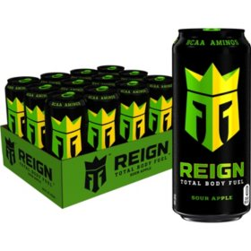 Reign Sour Apple (16oz / 12pk)