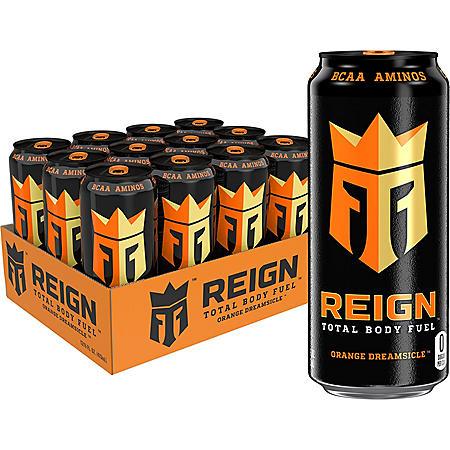 Reign Orange Dreamsicle (16oz / 12pk)