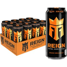 Reign Orange Dreamsicle (16oz / 12pk)