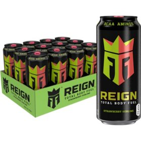 Reign Strawberry Sublime (16oz / 12pk)