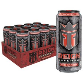 Reign Inferno Red Dragon (16 fl. oz., 12 pk.)