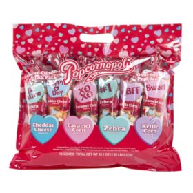 Valentine's Day Popcorn (12 ct.)