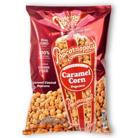 Popcornopolis Caramel Popcorn (22 oz.)