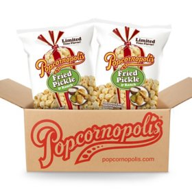 Popcornopolis Fried Pickle & Ranch Popcorn (12 oz., 2 pk.)