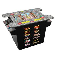 Deals on Tastemakers Street Fighter 12-in-1 Head-to-Head Table 732958