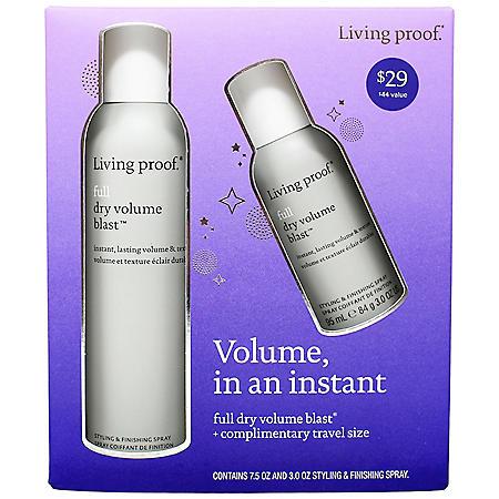 Living Proof Full Dry Volume Blast Holiday Duo