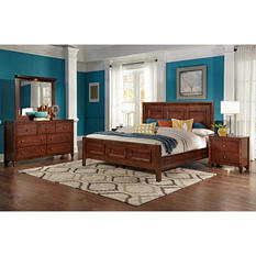 Pheonix Bedroom Set (Assorted Sizes)