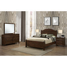 Dover Bedroom Set (Assorted Sizes)