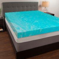 "Dreamfinity 4"" DreamSupport Foam Mattress Topper (Various Sizes)"
