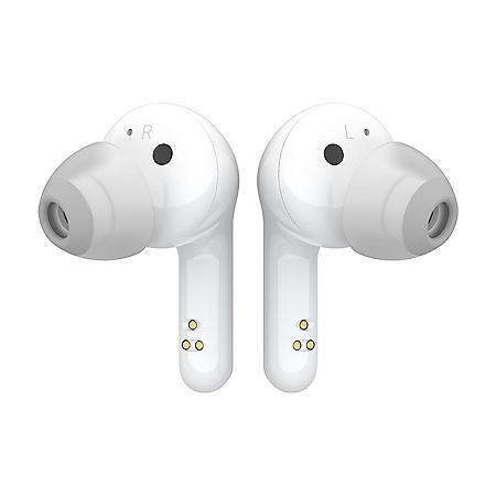 LG TONE Free HBS-FN5W  Bluetooth Wireless Stereo Earbuds with Wireless Charging and Meridian Audio (Various Colors)