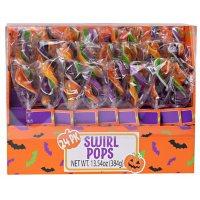 Halloween Treats Swirl Pops (24 pk.)