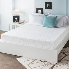 "HoMedics Therapy+ 8"" Gel Memory Foam Mattress"