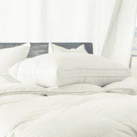 HomeLuxe Memory Fiber Pillow