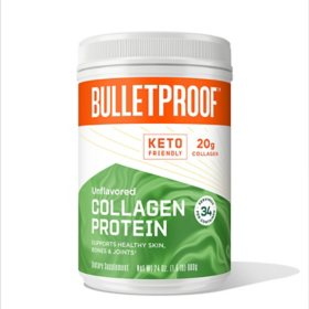Bulletproof Collagen Protein, Unflavored (24 oz.)