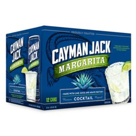 Cayman Jack Margarita (12 fl. oz. can, 12 pk.)
