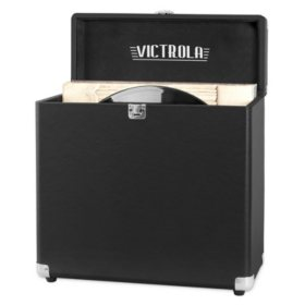 Victrola Storage Case for Vinyl Turntable Records (Various Colors)