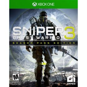 Sniper Ghost 3 Limted Edition Preorder (Xbox One)