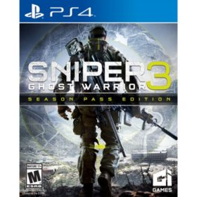 Sniper Ghost 3 Limted Edition (PS4)
