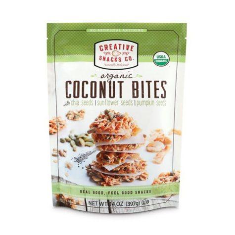 Creative Snacks Organic Coconut Bites (14 oz.)