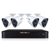 Deals on Night Owl 8 Channel 5MP HD Wired Security System w/1TB HDD