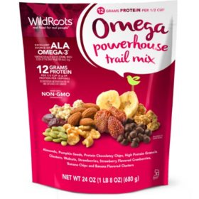 WildRoots Omega Powerhouse Trail Mix (24oz)